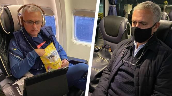 José gaat viraal: hoe Mourinho's Instagram stilaan een internethit wordt