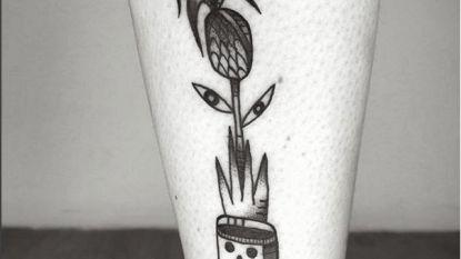 Waarom tatoeages niet verdwijnen