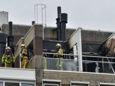 Apeldoorner (74) die door reddingsactie tijdens flatbrand zwaargewond raakte is buiten levensgevaar