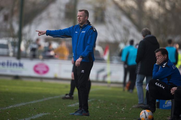 Dave de Jong blijft trainer bij AZSV.