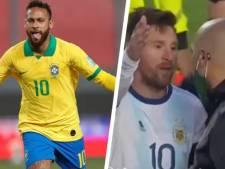 Neymar dépasse Ronaldo grâce à un triplé, l'Argentine s'en sort bien en Bolivie