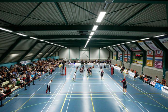 Het sportgala wordt gehouden in Dorpshuis Swanla, dat ook een sportzaal herbergt.