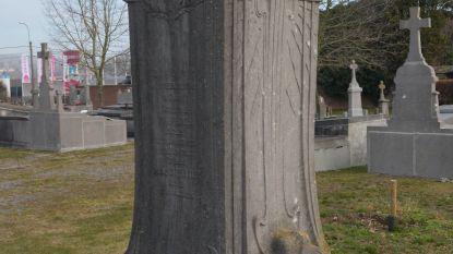Grafteken naar ontwerp van Victor Horta definitief beschermd als monument