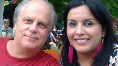 """Michel en zijn Braziliaanse verloofde na drie jaar inreisverbod weer samen: """"Als ze nu nog altijd niet geloven dat onze liefde echt is, weet ik het niet meer"""""""