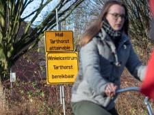 Engelstalige verkeersborden voor studenten in Wageningen