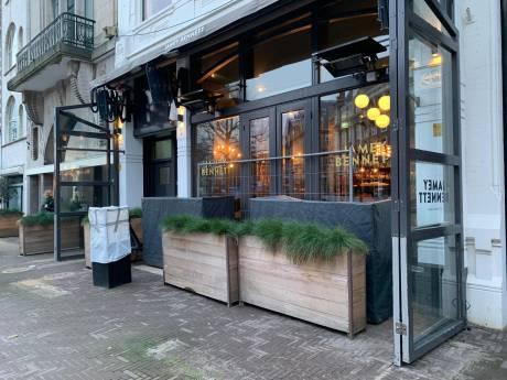 Horeca en winkels in Haagse centrum zetten alles binnen uit angst voor rellen: 'Voor de zekerheid'