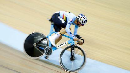 EK Baanwielrennen. Ghys rijdt in omnium naar zesde plaats in afvalkoers en staat nu tiende - Geen medaille voor Kopecky in puntenkoers