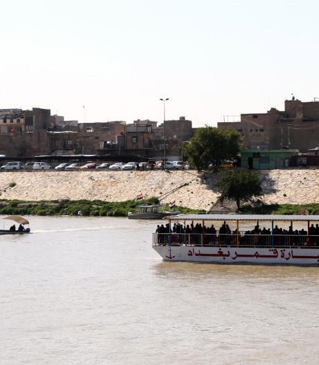 Ruim 70 doden na bootramp op Tigris, nog tientallen opvarenden vermist