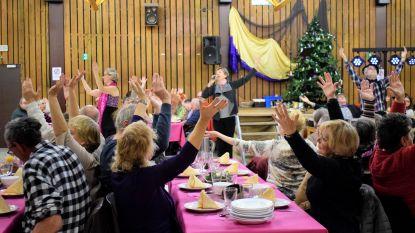Help mee om kansarmen mooi oudejaarsfeest te geven