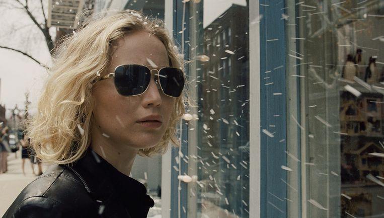 Jennifer Lawrence in Joy. Beeld
