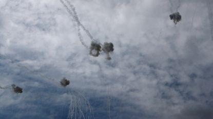 Israëlische leger onderschept vijf raketaanvallen vanuit Gazastrook