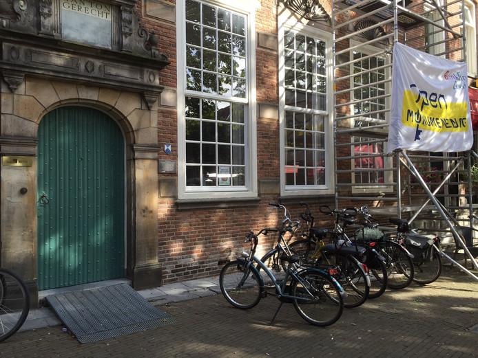 Het vroegere gerechtsgebouw is tegenwoordig alleen op Open Monumentendag open. Nu is het in beeld als nieuwe locatie voor het Deventer Speelgoedmuseum.