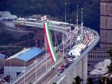 Le nouveau pont de Gênes rouvert à la circulation deux ans après l'effondrement meurtrier