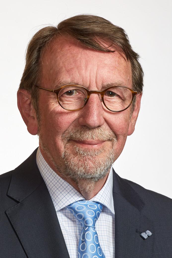 Wethouder Harry van Hal (CDA, Handhaving en toezicht)