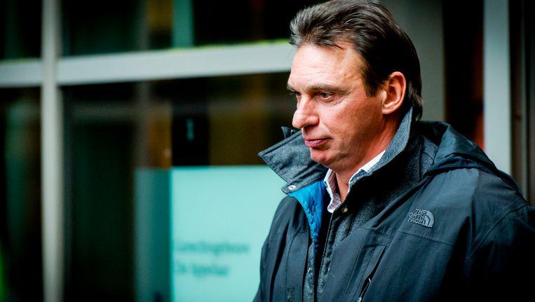 Willem Holledeer eind vorig jaar bij de rechtbank van Haarlem. Beeld anp