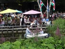 Muziek in de tuin van Beek en Donk slaat aan