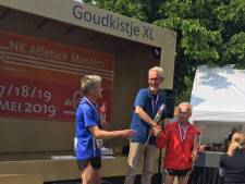 Frans Bos (71) wil alle records breken