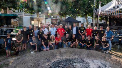 40 jaar Fiesta Campestra op Schellebelle Dorp