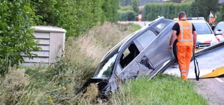 Gewonde bij eenzijdig ongeval Phillipine