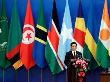 La Chine double ses crédits à l'Afrique