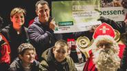 Tuincentrum Goessens verzamelt 45 kilo rosse muntjes voor vzw Schoonderhage
