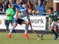 HC Tilburg naar halve finale, HC Den Bosch uit Gold Cup