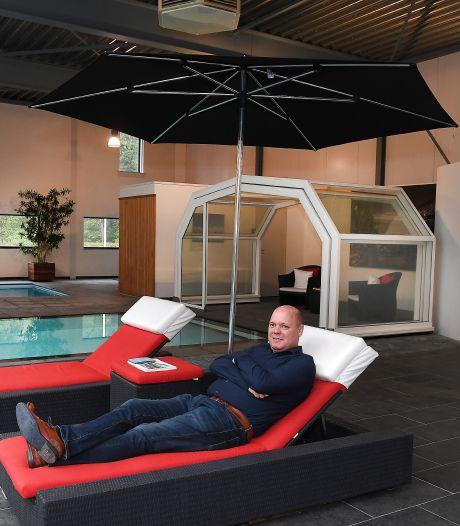 Wims zwembaden vliegen de deur uit: 'Mensen willen het thuis fijn hebben'