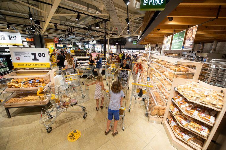 In Deurne opende drie weken geleden nog een Jumbo.