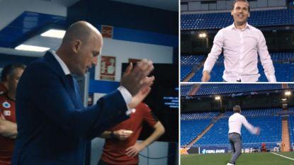 Van de speech van Clement tot Vormer en co die de Brugse fans opzwepen: unieke beelden achter stunt van Club in Madrid