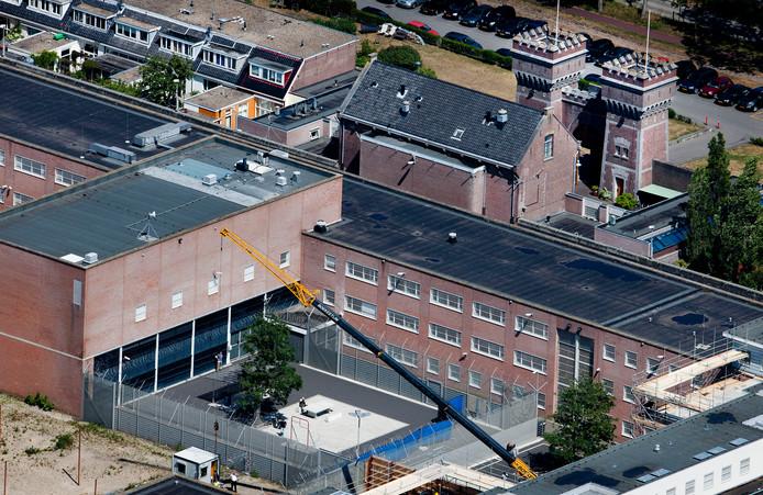 Archiefbeeld ter illustratie: Gevangenis in Scheveningen.