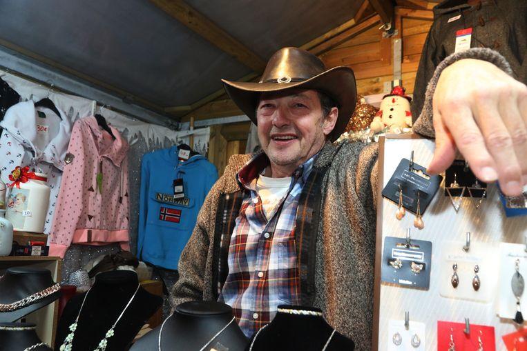 Nadine's Cado Shop staat al 12 jaar op de Ieperse kerstmarkt.