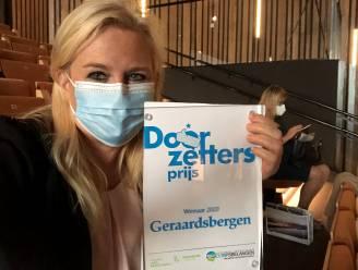 Geraardsbergen wint speciale GoeBezig-prijs