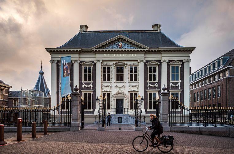 Het Mauritshuis in Den Haag. Beeld Freek van den Bergh / de Volkskrant