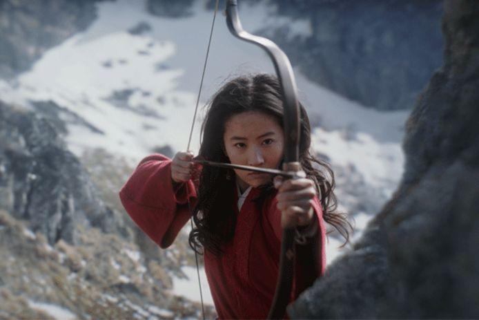 Mulan/Liu Yifei