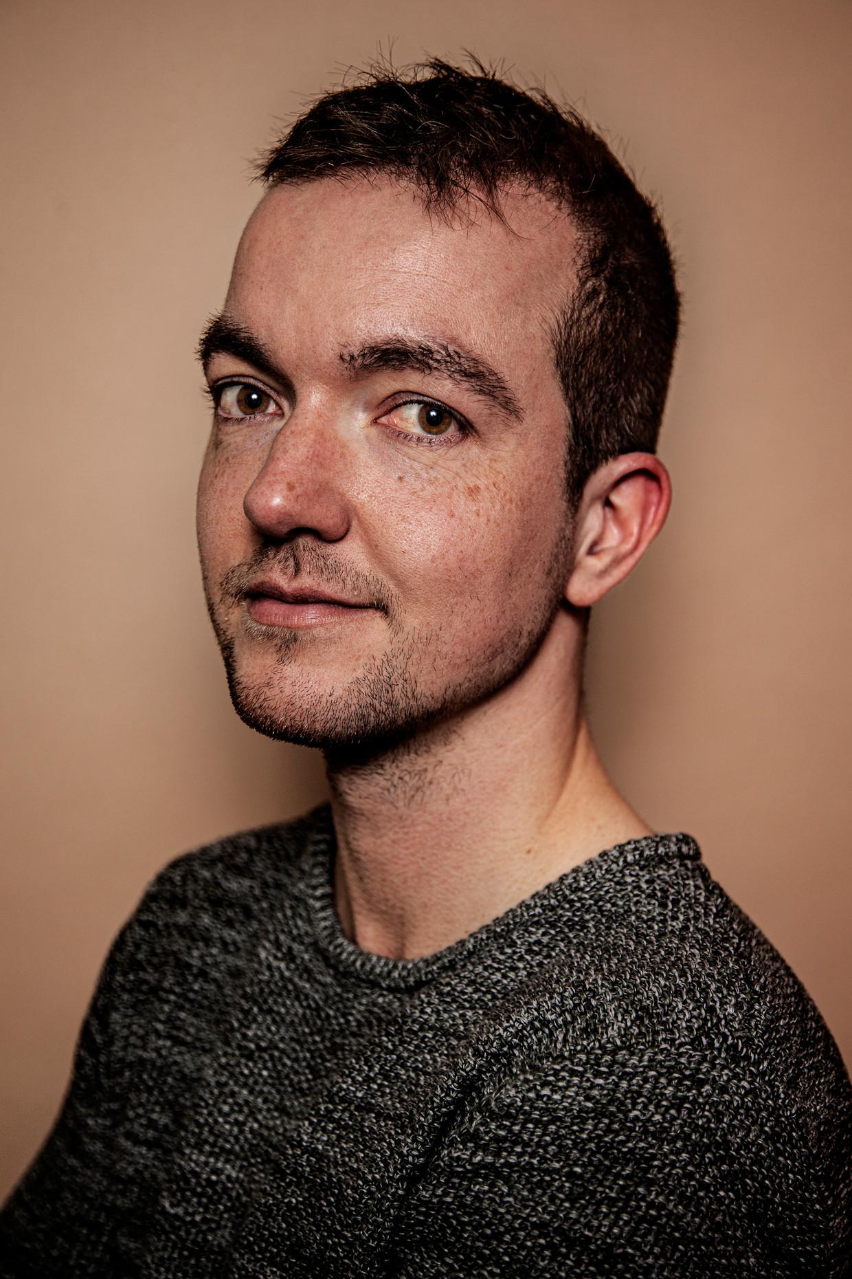Schrijver Thomas van der Meer: 'Ik wil niet de indruk wekken dat ik namens een groep spreek.'