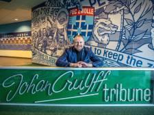 'Johan Cruijff-tribune' is na 12 jaar weer thuis bij PEC Zwolle