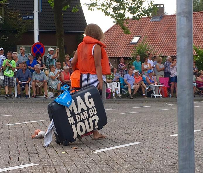 Afsluiting met statement bij Brabantsedag