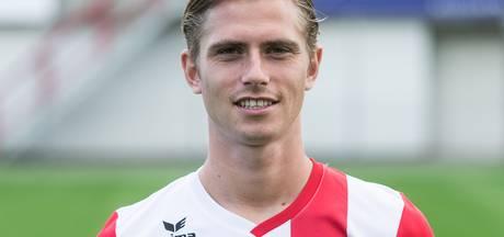 Dennis Janssen is er tegen Helmond Sport weer bij