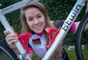 Charlotte Moor fietste 500 kilometer in Malawi