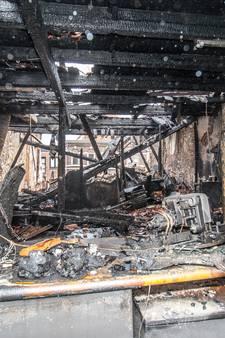 Opruimen brandschade Vaca Negra in Zwolle duurt langer dan verwacht