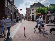 Centrum van Huissen overdag op slot voor de auto vanaf september