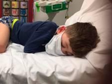 """""""Je vais mourir, maman?"""": le cri d'un enfant de 5 ans hospitalisé à cause du coronavirus"""