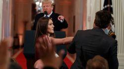 Ongezien: CNN daagt president Trump voor de rechter wegens intrekken accreditatie