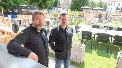 """Restaurant De Jachthaven is twee maanden zomerse Bar de l'O in Oudenaarde: """"Iets drinken of lang tafelen, het kan allebei"""""""