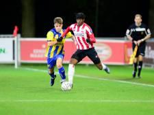 Jong PSV sprokkelt niet meer dan een puntje tegen TOP Oss