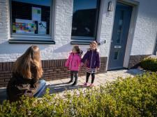 Huiswerk voor het raam hangen in Huissen: 1 april!
