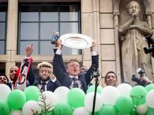 Feyenoord verkoopt kampioenspenningen