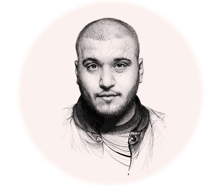 Massih Hutak Beeld Artur Krynicki