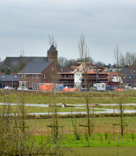 Hoogendijck in Beusichem krijgt toch geen flats, wel gasaansluiting