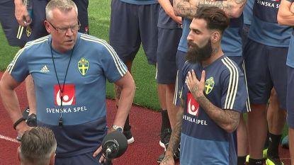 WK LIVE. Zweed krijgt pak racistische verwensingen en doodsbedreigingen naar hoofd geslingerd na ongelukkige invalbeurt. Zijn respons gaat de wereld rond